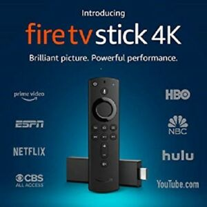 Amazon Fire TV Stick 4K - best streaming stick