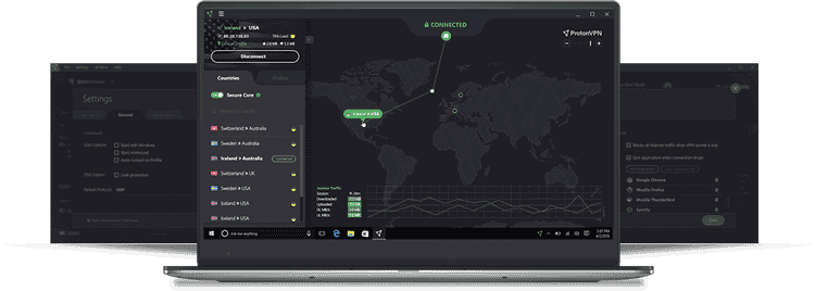 the only free firestick vpn with no ads or bandwidth restrictions - protonvpn
